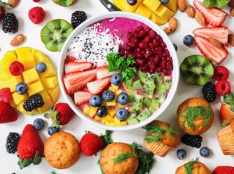 Dieta z owocami