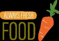 Ikona świeże produkty w diecie